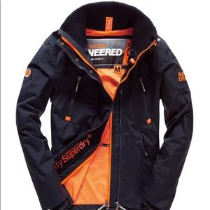 Size M SUPERDRY MAN Wind Attacker MINT CONDITION